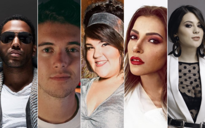 Seven more internal selections complete the line-up for ESC 2018