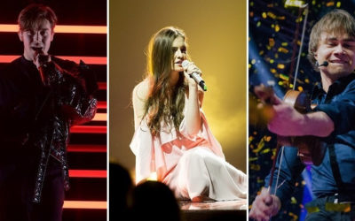 Ingrosso, Ieva and a familiar violinist complete the national final season