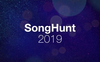 Meet the twelve finalists in SongHunt 2019!