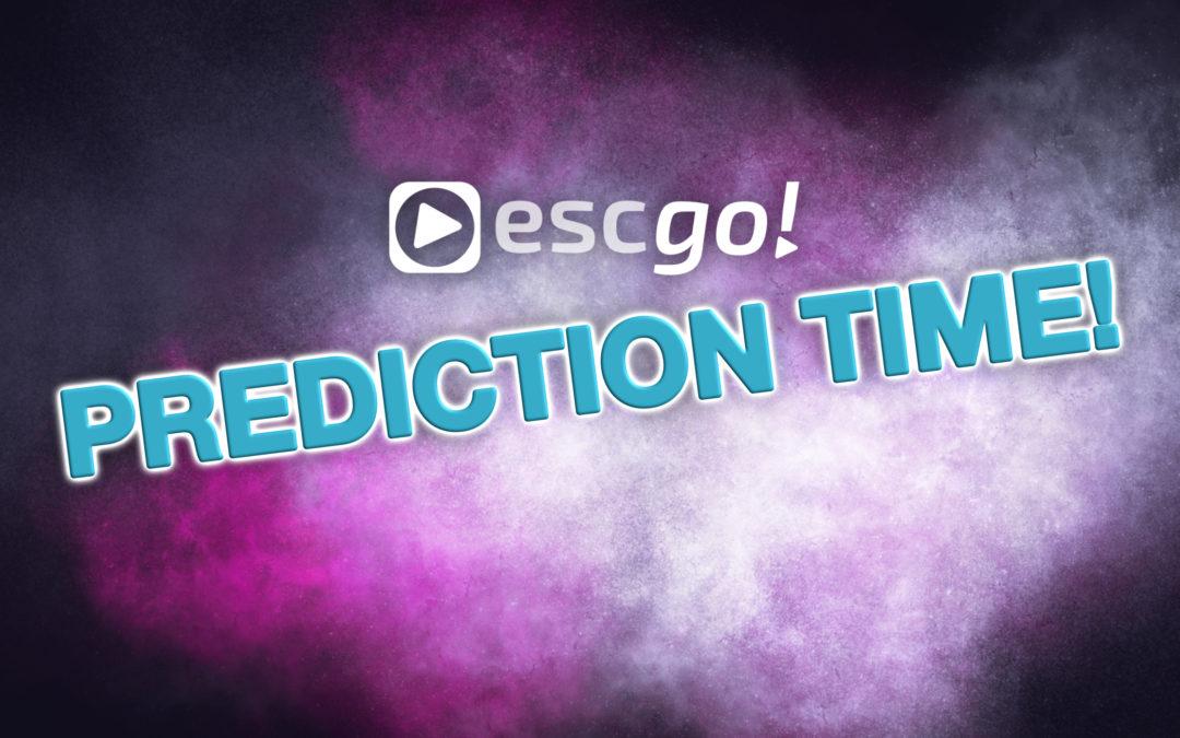 ESC 2019: The escgo! predictions for tonight's first semi-final