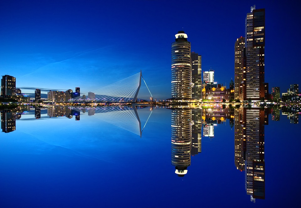 Eurovision 2020: It could have been anywhere, but it's Rotterdam!