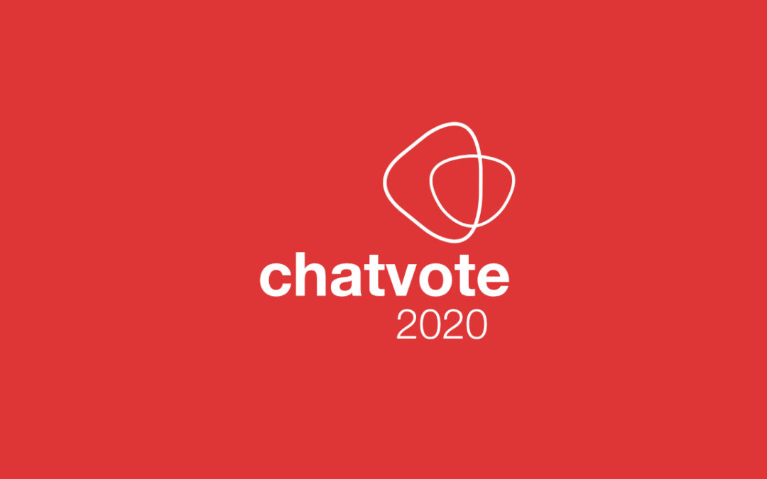 ChatVote 2020: Qualifiers revealed, final voting begins!