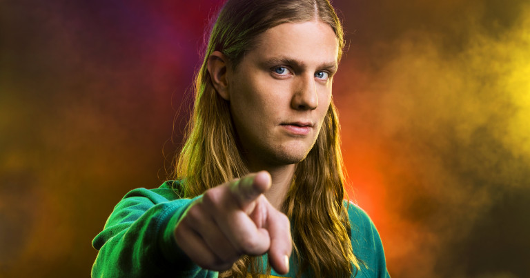 Daði Freyr from Iceland wins Eurostream 2020!