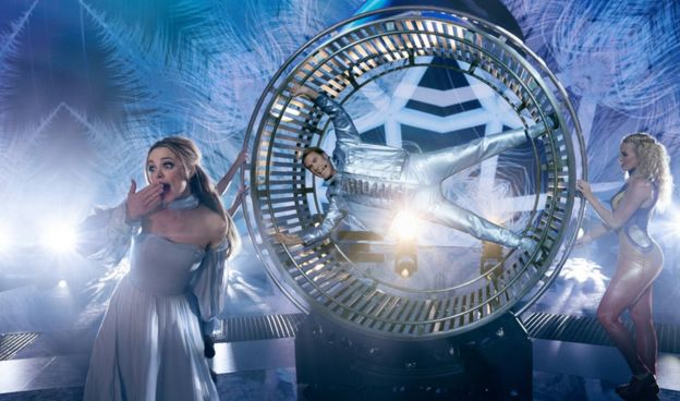 Read our chat's live verdict on the Eurovision movie!