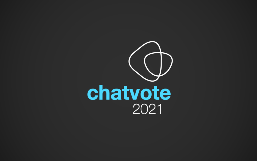 ChatVote 2021 season is launched!