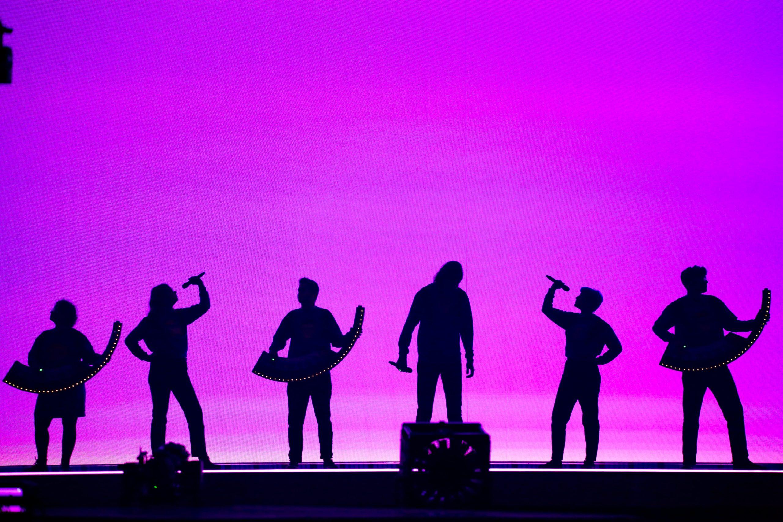 Iceland 2nd rehearsal (EBU / Thomas Hanses)