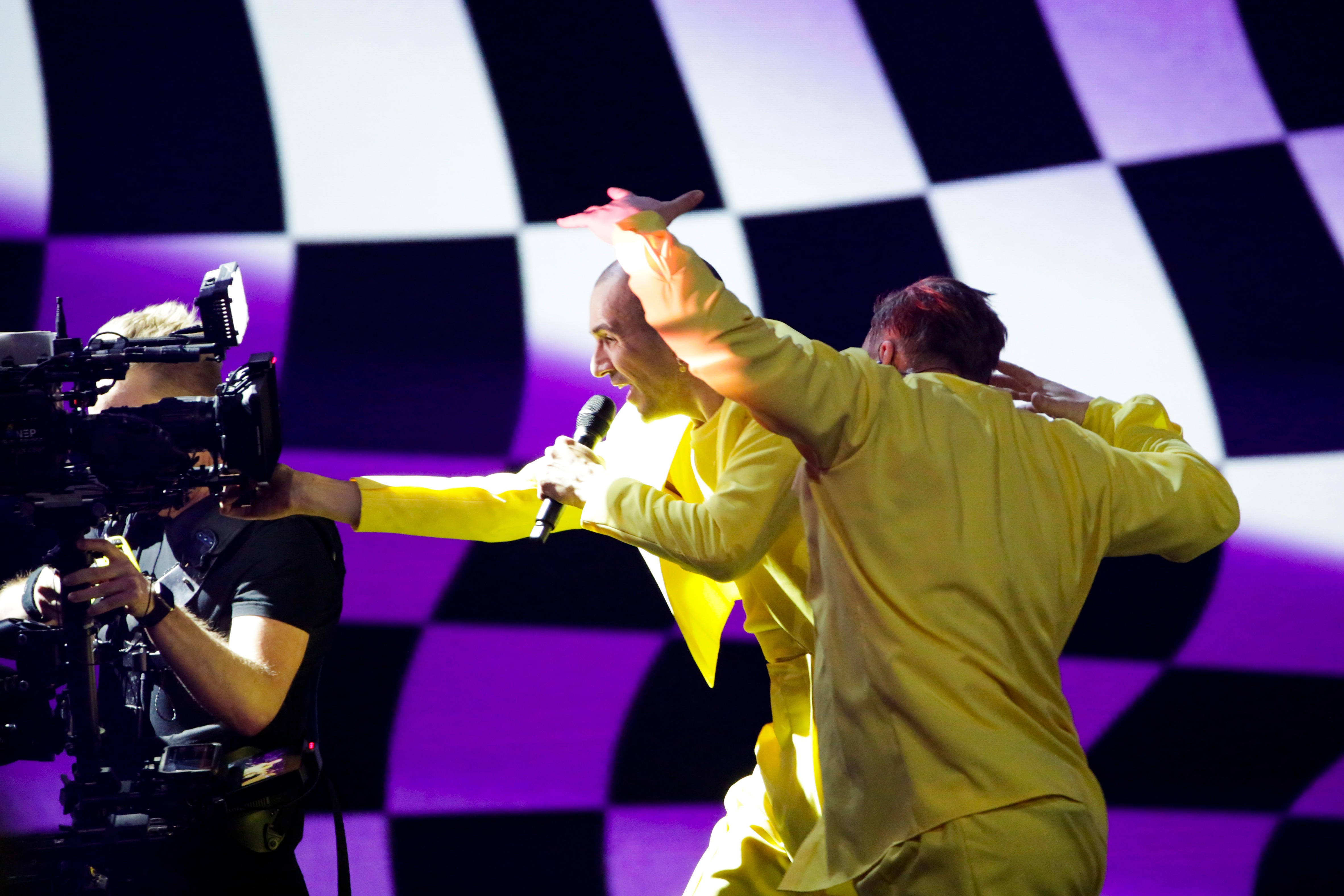 Lithuania second rehearsal