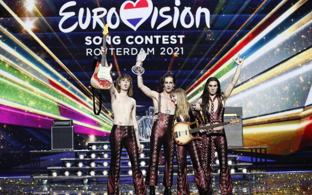 """""""Zitti e buoni"""": ITALY wins the Eurovision Song Contest 2021!"""