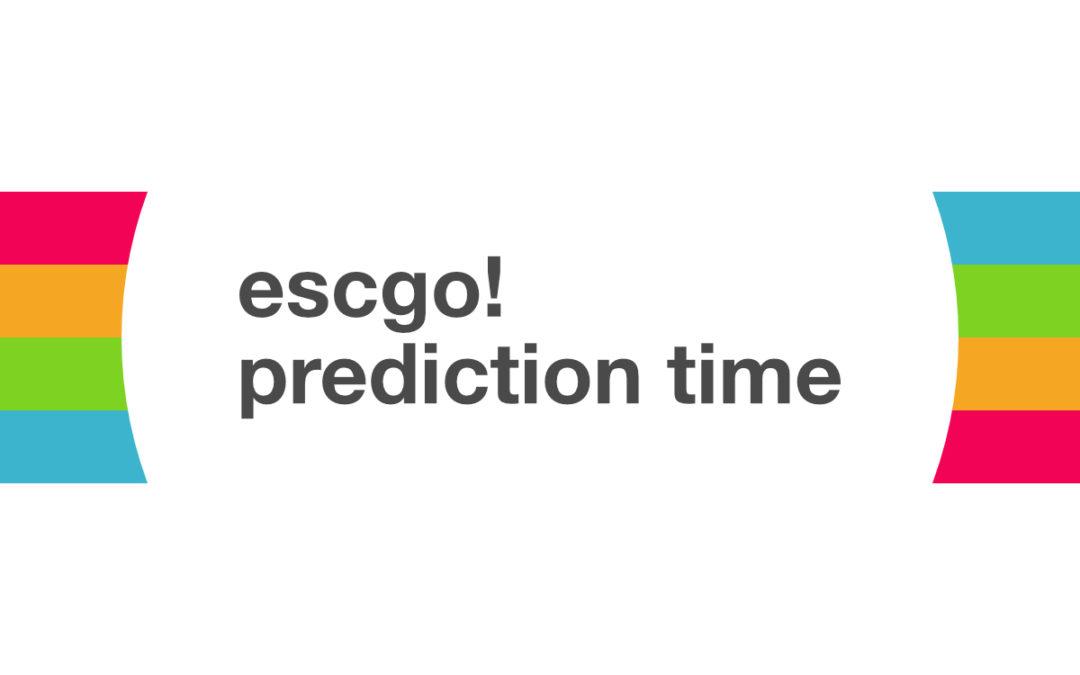 ESC 2021: The escgo! predictions for tonight's semi-final 2