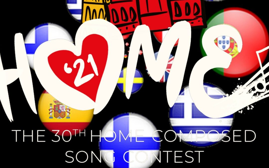 Home Composed 2021: Europe's amateur songwriters need your votes!